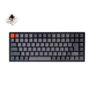 キーボード K2 RGBライト 茶軸 K2/V2-87-RGB-Brown-JP [有線・ワイヤレス /Bluetooth・USB]
