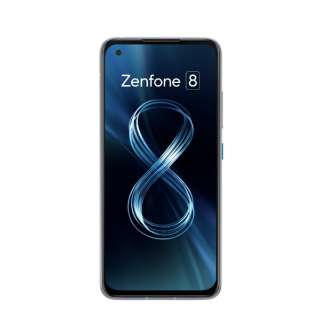 Zenfone 8 ムーンライトホワイト「ZS590KS-WH128S8」【防水防塵・おサイフケータイ対応】 Snapdragon 888 5.9型 メモリ/ストレージ: 8GB/128GB nanoSIMx2 DSDV ドコモ/au/ソフトバンク対応 SIMフリースマートフォン