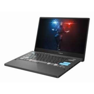 ゲーミングノートパソコン ROG Zephyrus G14 AW SE GA401QEC【英語キーボード】 エクリプスグレー AniMe Matrix GA401QEC-ALAN [14.0型 /AMD Ryzen 9 /メモリ:16GB /SSD:1TB /2021年8月モデル]