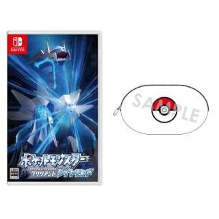 【ミニポーチ付き】ポケットモンスター ブリリアントダイヤモンド 【Switch】