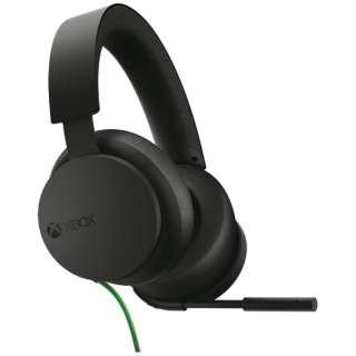 Xbox ステレオ ヘッドセット 8LI-00003 【Xbox Series X S/Xbox One】