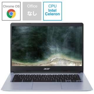ノートパソコン Chromebook 314 デューシルバー CB314-1H-AF14N [14.0型 /intel Celeron /メモリ:4GB /eMMC:32GB /2021年9月モデル]