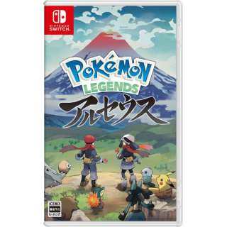 【早期購入特典付き】 Pokemon LEGENDS アルセウス 【Switch】