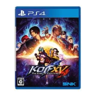 【予約特典付き】 THE KING OF FIGHTERS XV 【PS4】
