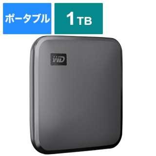 WDBAYN0010BBK-JESN 外付けSSD USB-A接続 WD Elements SE SSD [1TB /ポータブル型]
