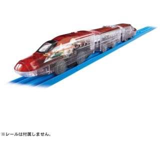 プラレール 電池いらずで出発進行!テコロでチャージ E6系新幹線こまち 【発売日以降のお届け】