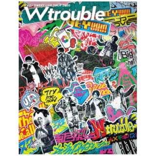 ジャニーズWEST/ ジャニーズWEST LIVE TOUR 2020 W trouble 初回盤 【ブルーレイ】