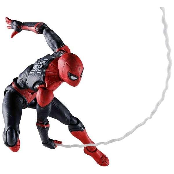 S.H.Figuarts スパイダーマン:ノー・ウェイ・ホーム スパイダーマン[アップグレードスーツ] 【発売日以降のお届け】