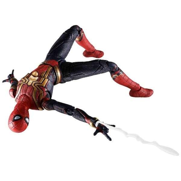 S.H.Figuarts スパイダーマン:ノー・ウェイ・ホーム スパイダーマン[インテグレーテッドスーツ] 【発売日以降のお届け】