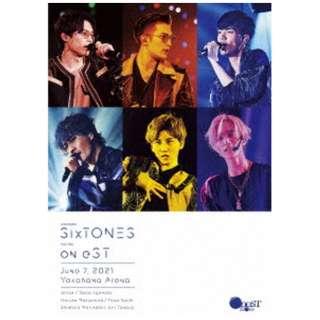 SixTONES/ on eST Blu-ray通常盤 【ブルーレイ】