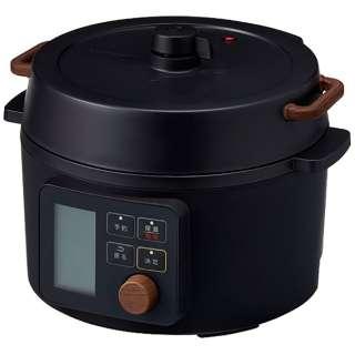 電気圧力鍋 3.0L 液晶タイプ ブラック KPC-MA3-B