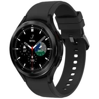 SM-R890NZKAXJP スマートウォッチ Galaxy Watch4 Classic 46mm ブラック