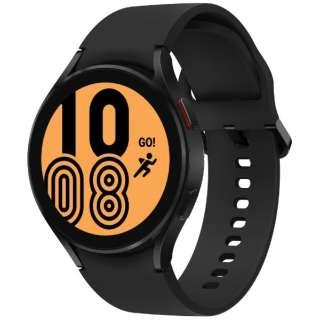 SM-R870NZKAXJP スマートウォッチ Galaxy Watch4 44mm ブラック