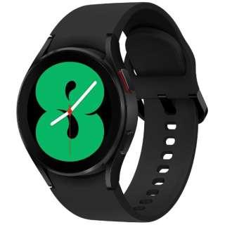 SM-R860NZKAXJP スマートウォッチ Galaxy Watch4 40mm ブラック