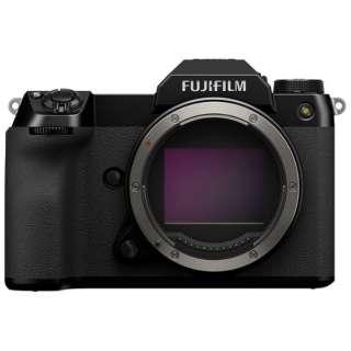 GFX 50S II ミラーレス中判デジタルカメラ [ボディ単体]