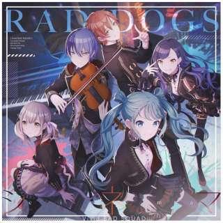 【先着特典付き】 Vivid BAD SQUAD/ RAD DOGS/シネマ 【CD】