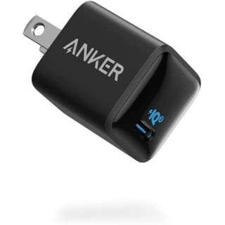 Anker PowerPort III Nano 20W black A2633N19 [1ポート /USB Power Delivery対応]