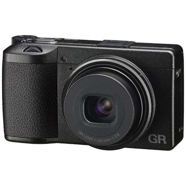 GR IIIx コンパクトデジタルカメラ