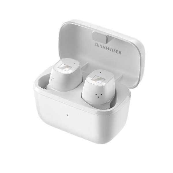 フルワイヤレスイヤホン 509189 CX Plus True Wireless ホワイト CXPLUSTW1-WHITE [リモコン・マイク対応 /ワイヤレス(左右分離) /Bluetooth /ノイズキャンセリング対応]