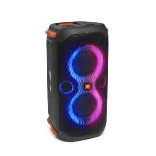 ブルートゥーススピーカー ブラック JBLPARTYBOX110JN [防水 /Bluetooth対応]