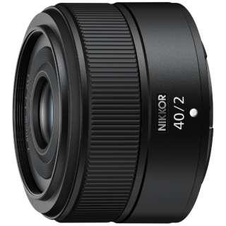 カメラレンズ NIKKOR Z 40mm f/2 [ニコンZ /単焦点レンズ]