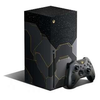 Xbox Series X Halo Infinite リミテッド エディション [ゲーム機本体]