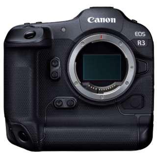 EOS R3 ミラーレス一眼カメラ [ボディ単体]