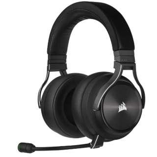 CA-9011188-AP ゲーミングヘッドセット Virtuoso RGB WIRELESS XT ブラック [ワイヤレス(Bluetooth)+有線 /両耳 /ヘッドバンドタイプ]