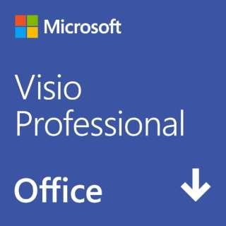 Visio Professional 2021 日本語版 [Windows用] 【ダウンロード版】
