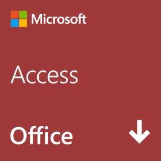 Access 2021 日本語版 [Windows用] 【ダウンロード版】