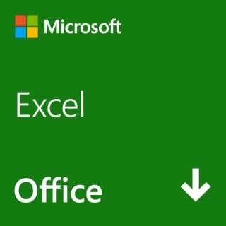Excel 2021 日本語版 [Win・Mac用] 【ダウンロード版】