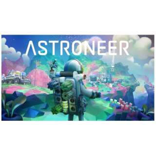 【初回特典付き】 ASTRONEER -アストロニーア- 【PS4】