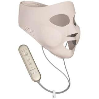 マスク型イオン美顔器 IONBOOST(イオンブースト) ゴールド調 EH-SM50-N [イオン導入美顔器 /国内・海外対応]
