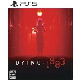 【初回特典付き】 DYING: 1983 【PS5】