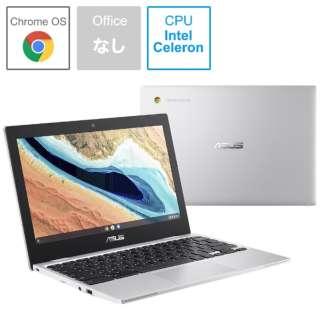 ノートパソコン Chromebook CX1(CX1101) トランスペアレントシルバー CX1101CMA-GJ0019 [11.6型 /intel Celeron /メモリ:4GB /eMMC:64GB /2021年10月モデル]