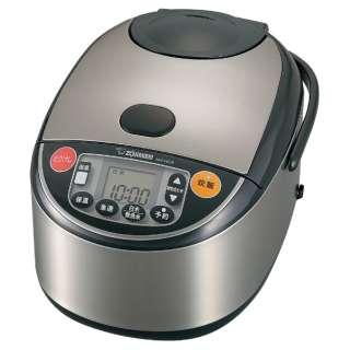 炊飯器 極め炊き ステンレス NW-VG18 [1升 /IH]