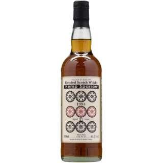 ヘンプスパロー ブレンデッドスコッチウイスキー 1993 700ml【ウイスキー】