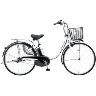 電動アシスト自転車 ビビ・YX ViVi・YX シェードホワイト BE-9ELSX632 [26インチ /3段変速] 【組立商品につき返品不可】【2022年モデル】