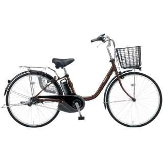 電動アシスト自転車 ビビ・YX ViVi・YX チェスナットブラウン BE-9ELSX632 [26インチ /3段変速] 【組立商品につき返品不可】【2022年モデル】