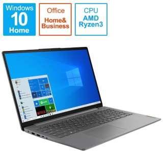 ノートパソコン IdeaPad Slim 360 アークティックグレー 82KU00NQJP [15.6型 /AMD Ryzen 3 /メモリ:8GB /SSD:256GB /2021年10月モデル]