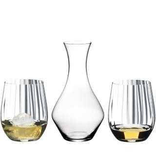 リーデル フォー・トゥー ホワイトワイン/ソフトドリンク+ミニデカンタセット 5515/05-J【ワイングラス】