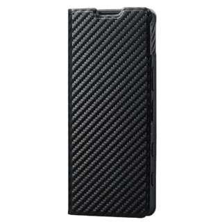 Xperia 5 III/レザーケース/手帳/UltraSlim/薄型/磁石 PM-X214PLFUCB