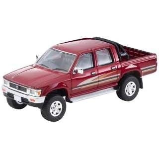 トミカリミテッドヴィンテージ NEO LV-N256a トヨタ ハイラックス 4WD ピックアップ ダブルキャブSSR(赤) 91年式 【発売日以降のお届け】