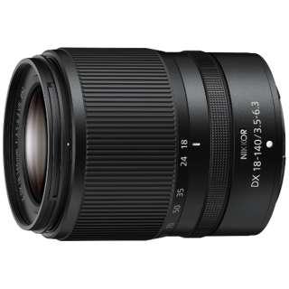 カメラレンズ NIKKOR Z DX 18-140mm f/3.5-6.3 VR [ニコンZ /ズームレンズ]