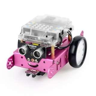 〔ロボットキット〕 mBot V1.1(Bluetooth Version) ピンク P1050023