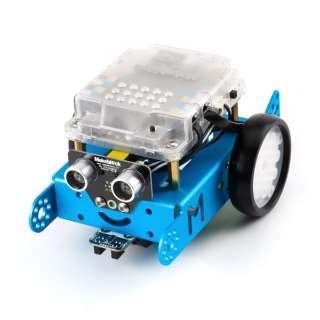 〔ロボットキット〕 mBot V1.1 (Bluetooth Version) ブルー P1050024