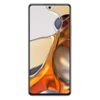 【おサイフケータイ】Xiaomi 11T Pro ムーンライトホワイト「11T Pro/WH/256GB」Qualcomm Snapdragon 888 6.67インチ メモリ/ストレージ: 8GB/256GB nanoSIM×2 DSDV対応ドコモ / au / ソフトバンクSIM対応 SIMフリースマートフォン